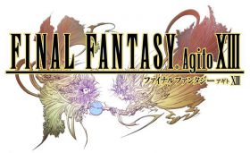 Logo Final Fantasy Agito XIII